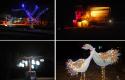 תמונת השבוע - חוגגים חנוכה בפסטיבל אור מיוחד בנווה אור