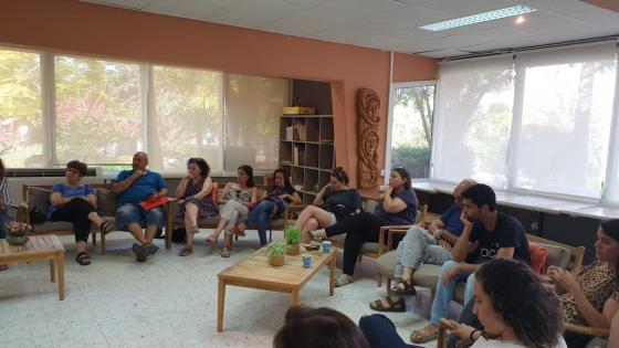 מפגש רכזי תרבות - מקומה של התרבות בזמן משבר ולאחריו