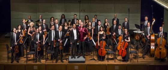תזמורת נתניה הקאמרית הקיבוצית. צילום: כפיר בולוטון